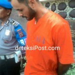 Wisatawan Asing Ditangkap Anggota Polsek Kuta Mencuri Motor