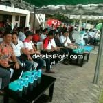 Event Sepak Bola Pertama Kali digelar di Kabupaten Pariwisata