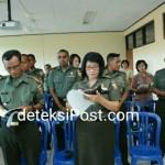 Kodam IX/Udayna Gelar Istighosah dan Doa Bersama Untuk Bangsa Indonesia