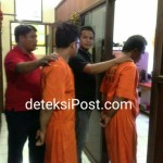 Dua Tersangka Pengedar Narkotika diciduk Satuan Resnarkoba