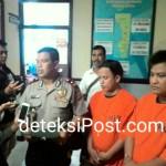 Reskrim Polsek Kuta Meringkus Dua Orang Diduga Pengroyokan