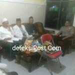 Kapolsek Ngadiluwih Silaturahmi Tokoh Agama Kerukunan Umat