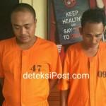 Resnarkoba Polresta Denpasar Tangkap Dua Tersangka Penyalagunakan Narkotika