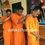 Anggota Polisi Ciduk Tiga Tersangka Pengedar Narkoba