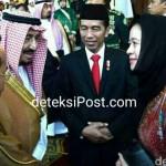 Raja Arab Saudi Salman bin Abdulaziz Al Saud Mencari Tahu Keberadaan Cucu Sukarno