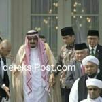 Tokoh Ormas Islam Indonesia Dengan  Raja Salman  Berserta Presiden RI