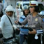 Pelaksanaan Operasi Patuh Agung 2017 Dilaksanakan Di Jalan Raya Sesetan