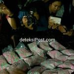 Bareskrim Mabes Polri dan Reserse Narkoba Polda Bali Menggerebek Hiburan Malam Club Akasaka
