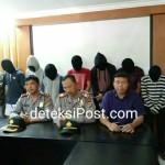 Team Buser Polsek Kuta Selatan Berhasil Meringkus 4 Remaja