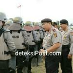 Kedatangan Presiden RI Jokowi Ke Bali.Polda Bali Libatkan Pengamanan 541 Personel