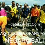 Korban Diduga WNA Asing (Mr X) Ditemukan Orang Nelayan Di Laut Yeh Jembrana