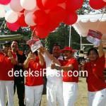Pembukaan Karnaval Sesetan Dibuka Secara Resmi Camat Denpasar Selatan