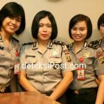 Memberikan Kesempatan Para Srikandi Polisi Memegang Jabatan Strategis