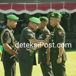 Sertijab Danyonif Mekanis 741/GN, Sebagai Upaya Optimalisasi Tugas Pokok TNI AD