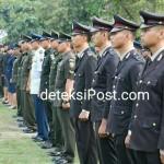 Mengenang Jasa Para Pahlawan Kapolda Bali Hadiri Peringatan Hari Pahlawan Ke-72 Tahun 2017