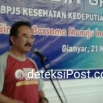 Kesehatan Kedeputian Wilayah Bali NTB NTT Menuju Indonesia Sehat dengan JKN- KIS