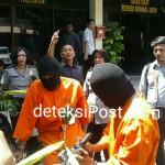 Reserse Kriminal Umum Polda Bali Tangkap Kedua Pelaku Curanmor
