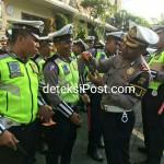 Dirlantas Polda Bali Lakukan Sidak Mendadak Pada Anggota