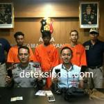 Opsnal Polsek Denbar Tangkap Pencuri Di Perumahan Padang Sumbu