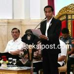 Presiden Ingin Para Menteri Terus Tekan Angka Kemiskinan di Desa dan Kota