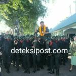 Sinergitas TNI-Polri Dalam Sertijab Danyonif Raider 900/SBW