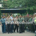 Danrem 161 Wira Sakti TNI-Polri Siap Amankan Kunker Presiden Di NTT