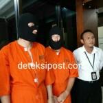 Reserse Kriminal Umum Amankan Dua Warga Asing Kasus Penipuan