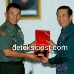 Pangdam IX/Udayana Kunjungi Gubernur Bali