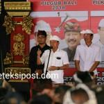 Calon Gubernur Bali I Wayan Koster Menginisiasi Program-Program Pro Rakyat