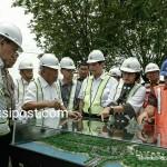 Progress Pembangunan Underpass ditargetkan Pada Agustus 2018 Sudah Rampung