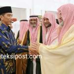 Presiden: Tularkan Kerukunan di Indonesia Kepada Dunia