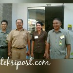 SMP. Wisata Sanur, Sebanyak 446 Orang Siswa, Mengikuti UNKP Berjalan Lancar.
