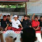 Kelompok Nelayan Simbar Segara, Tatap Muka dengan Koster-Ace.
