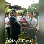 SMA Dwijendra Denpasar Peringati Hari Pendidikan Nasional