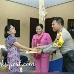 Hari Bhayangkara ke 72 Polres Badung Kegiatan Sosial Pada Warakauri