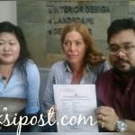 Lugmayr Karin Laporkan Ke Polda Bali Atas  Pencemaran Nama  Baik di Media Massa Facebook