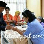 Presiden Menjenguk SBY di RSPAD Gatot Soebroto