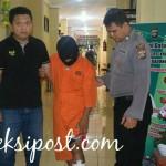 Pelaku Pencurian di Belasan TKP di Dor Buser Polres Badung