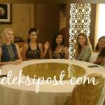 Acara Miss World University Delapan Negara Dinner Di Seafood House Kuta Bali