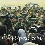 Panglima TNI Apresiasi Siswa SMP Panjat Tiang Bendera di Atambua