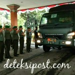 Korem 163 Wira Satya Distribusikan Bantuan Bencana Gempa Bumi Lombok