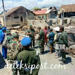 Pangdam Kunjungi Desa Pulau Bungin Dan Ajak Warga Berdoa