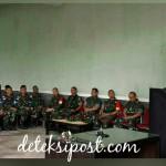 Yonif Mekanis 741/GN Ikuti Latihan Pra Tugas Operasi Satgas Pamtas RI-RDTL