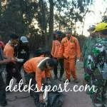 Tim Evakuasi Gabungan Berhasil Selamatkan Pendaki Gunung Rinjani