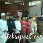 Sertijab Gubernur-Wakil Gubernur Bali Terpilih Koster-Ace