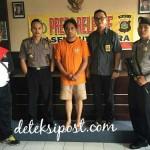 Pelaku Penipuan Modus Jadi Pemborong Baja Ringan Ditangkap Polisi