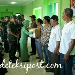 Jelang Hut 73 TNI Kodim Gianyar Gelar Bhakti Soaial