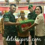 Jalin Kebersamaan Kodam IX/Udayana – LVRI Pangdam Kunjungi Para Veteran
