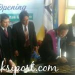 Grend Opening Rumah Sakit Udayana  Diresmikan Oleh Menteri Ristek Dikti