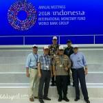 Sidang IMF-WB 2018 Berjalan Sukses, Pihak IMF-WB Puji Kinerja TNI-Polri
